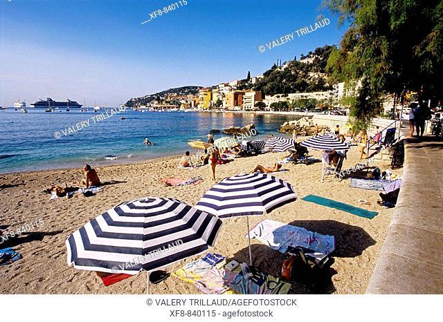 Villefranche sur mer Alpes-Maritimes 06 France French Riviera Cote d'Azur Europe