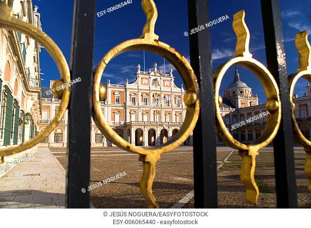 Palace of Aranjuez, Madrid, Spain