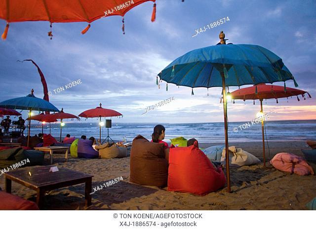 Seminyar bali is a popular holiday destination