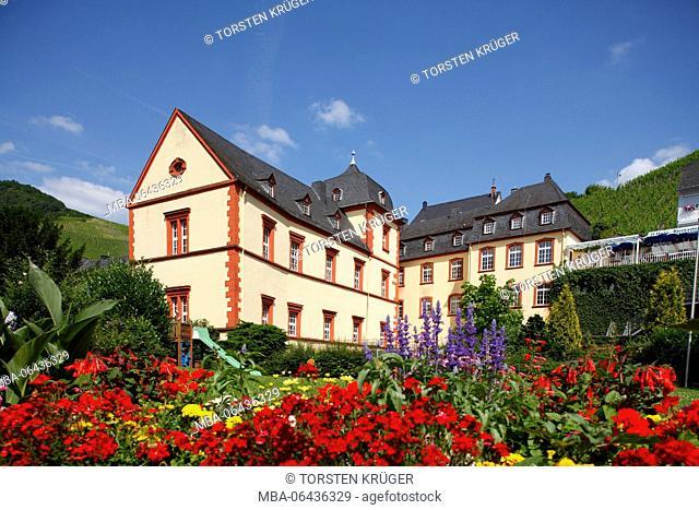 Berufsbildende Schule für Weinbau (school), Bernkastel, Bernkastel-Kues, Rhineland-Palatinate, Germany