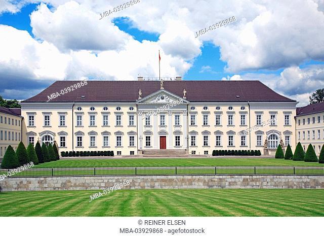 Germany, Berlin, palace Bellevue