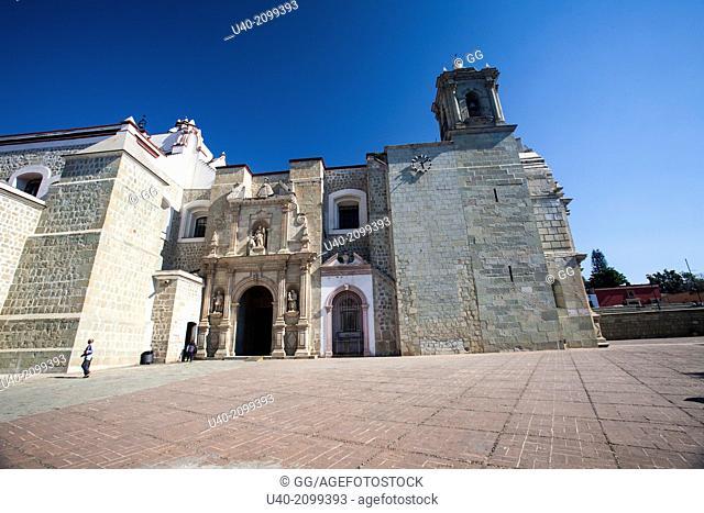 Mexico, Oaxaca, Basilica La Soledad