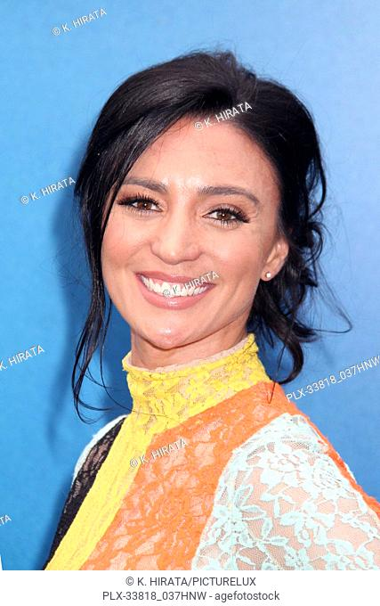 """Natalie Shaheen 05/18/2019 """"""""Godzilla: King of the Monsters"""""""" Premiere held at the TCL Chinese Theatre in Hollywood, CA. Photo by K"""