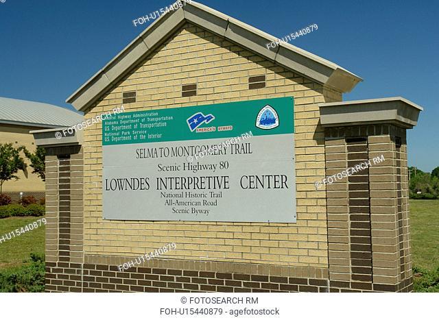 Selma, Montgomery, Alabama, AL, National Historical Trail