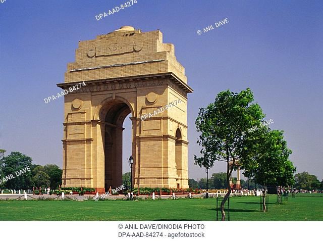 India Gate , new Delhi , India