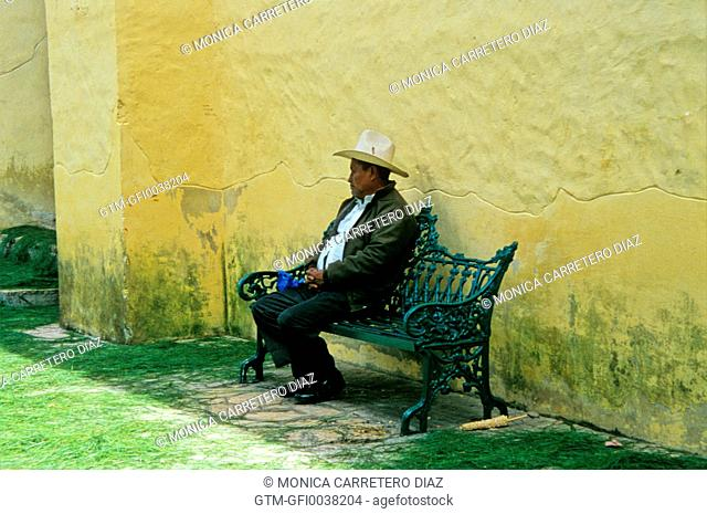 Sitting Mexican