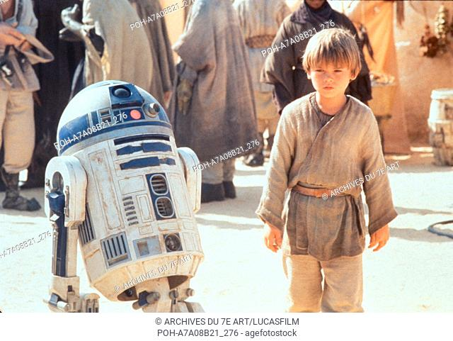Star Wars: Episode I - The Phantom Menace Year: 1999 USA Jake Lloyd, Kenny Baker Director: George Lucas Photo: Keith Hamshere