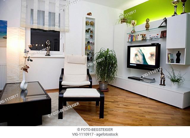 modern living room - 29/12/2008