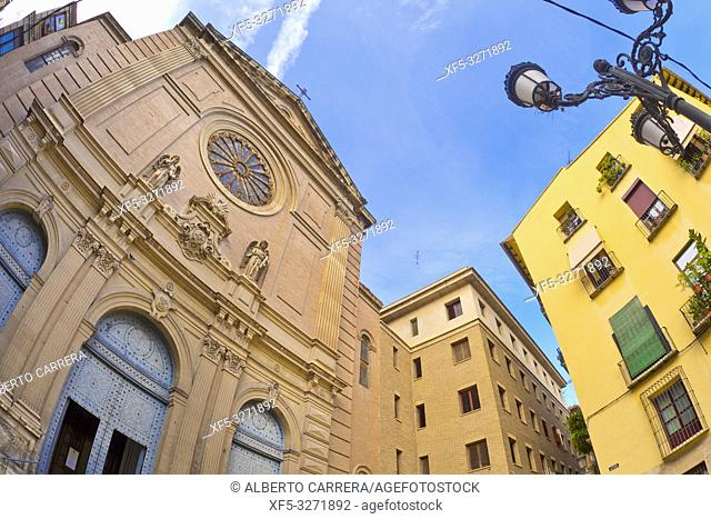 Sagrado Corazón de Jesús Church, Valencia, Valencia Comunity, Spain, Europe
