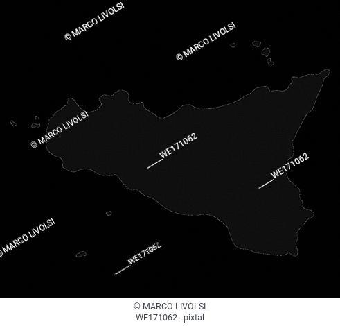 sicilian map