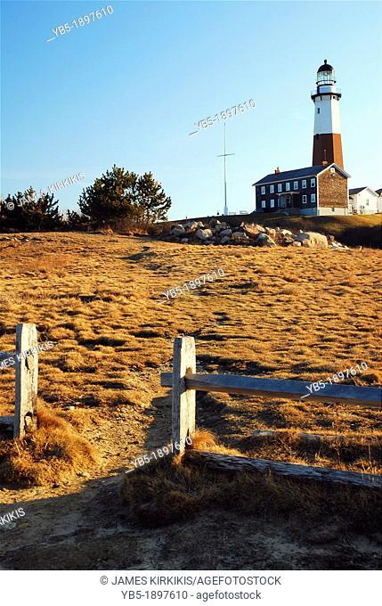 Path to Montauk Point