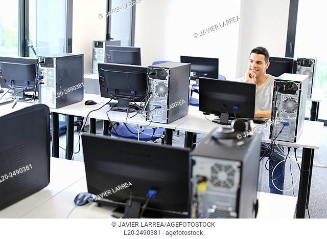 Executive. Computer Academy