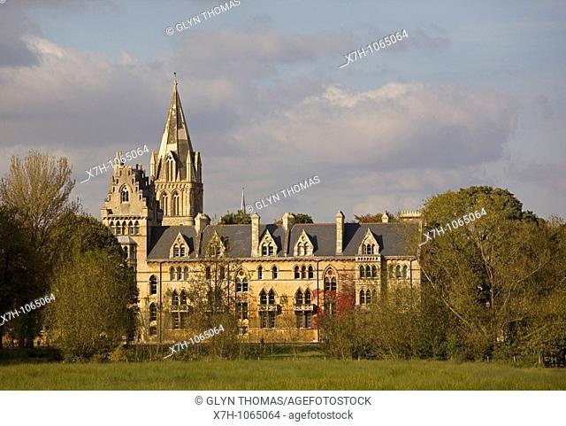 Christchurch College, Oxford University, England