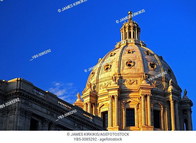 Minnesota State Capitol, St. Paul, Minnesota