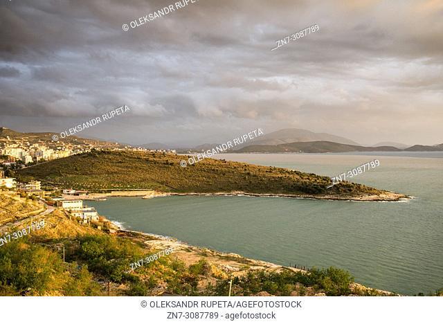 Saranda, Ionian Sea, Albania