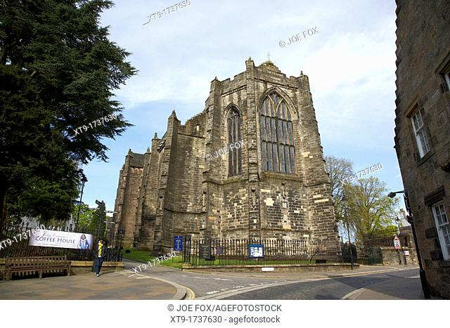 church of the holy rude in the old town of stirling scotland uk
