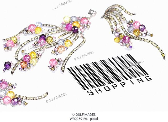 Jewelry with Tag Price
