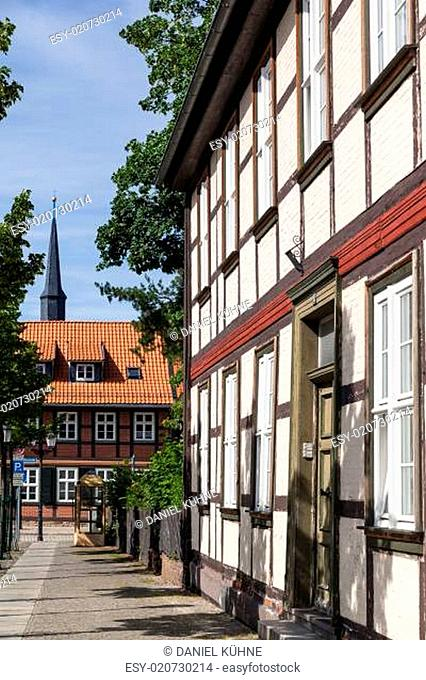 bunte Fachwerkstadt am Harz Wernigerode