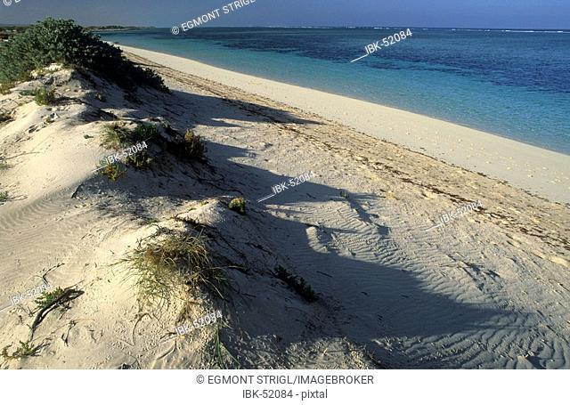 Beach at Cape Range National Park, Ningaloo Reef