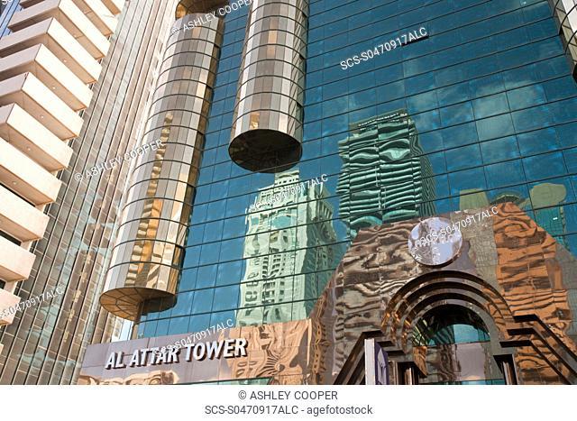 The Al Attar Tower in Dubai