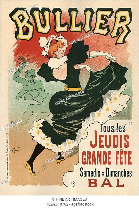 Bullier, 1894. Artist: Meunier, Henri Georges (1873-1922)