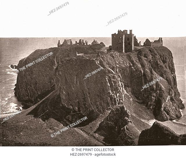 Dunnottar Castle, Stonehaven, Scotland, 1894. Creator: Unknown