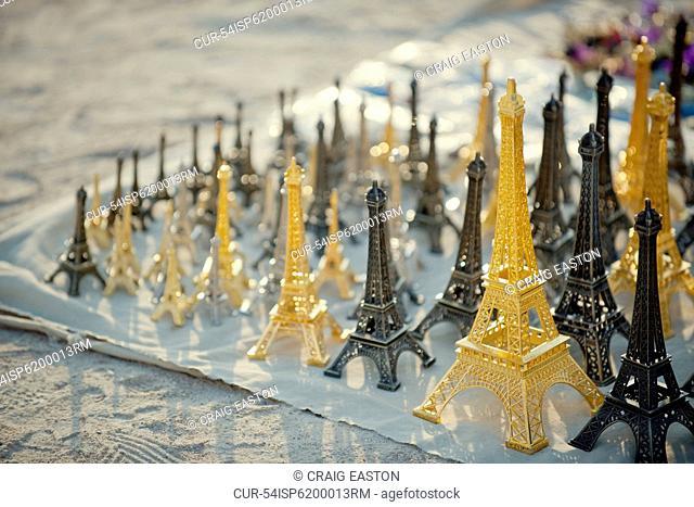 Eiffel Tower replicas for sale
