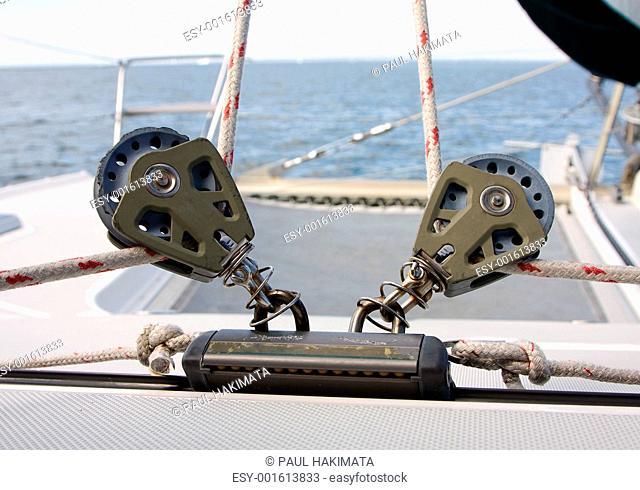 Reels for sails