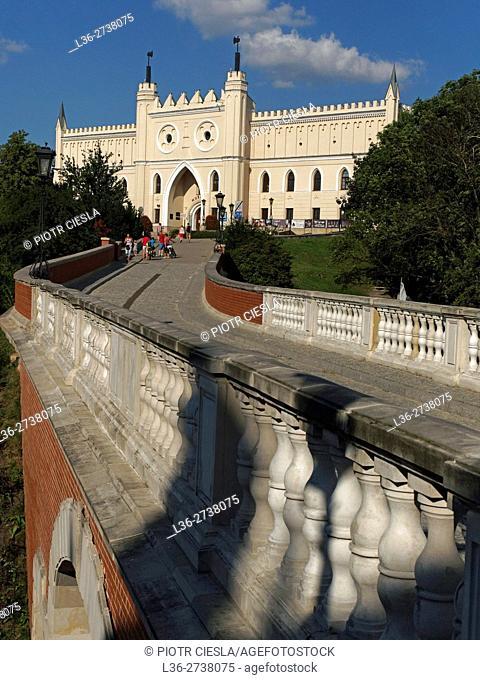 Lublin, Poland - The Castle