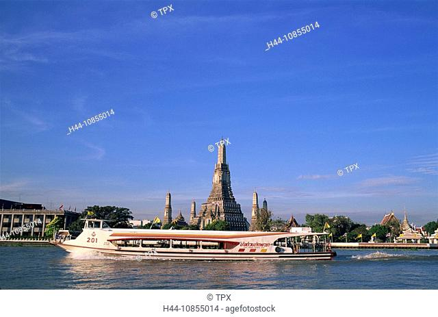 10855014, Asia, Thailand, Bangkok, Wat Arun, Templ