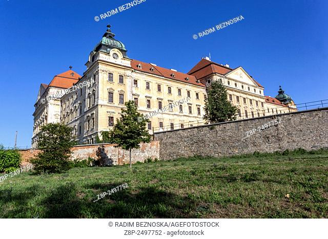Premonstratensian monastery Louka, Znojmo, South Moravia, Czech Republic, Europe