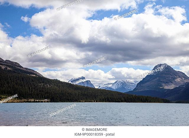 Canada, North America, Rocky Mountains, Banff National Park, National Park