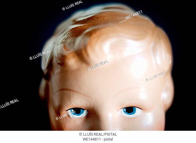 Doll, close-up