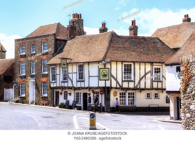 Sandwich, Kent, England, United Kingdom