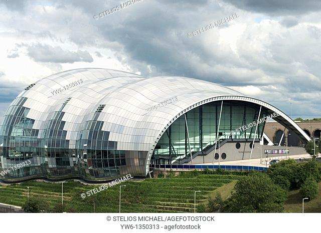 The Sage in Gateshead,Newcastle,England
