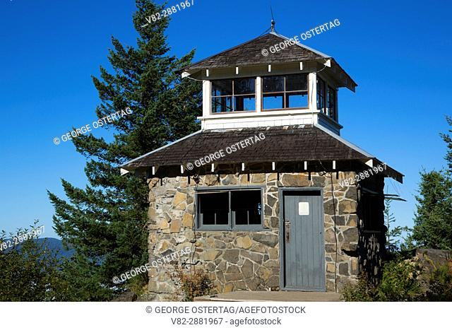 Pechuck Lookout, Salem District Bureau of Land Management, Oregon