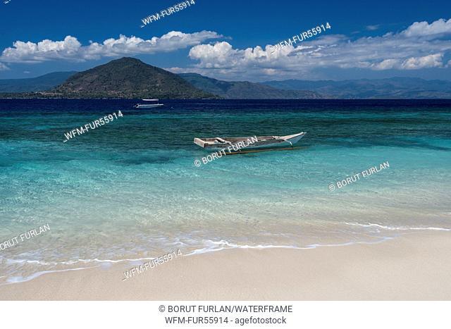 Alor Divers Home Beach, Pantar, Alor Archipelago, Lesser Sunda Islands, Indonesia