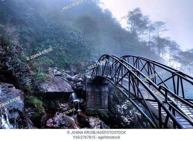 Thac Bac, Siver Waterfall, Lao Chai, Sapa, Vietnam, Asia