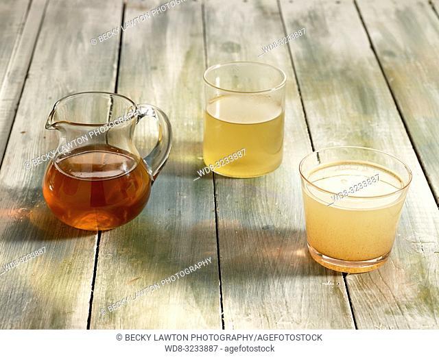 bebidas energeticas de kombucha, mate y guarana