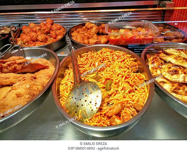 Food to take away