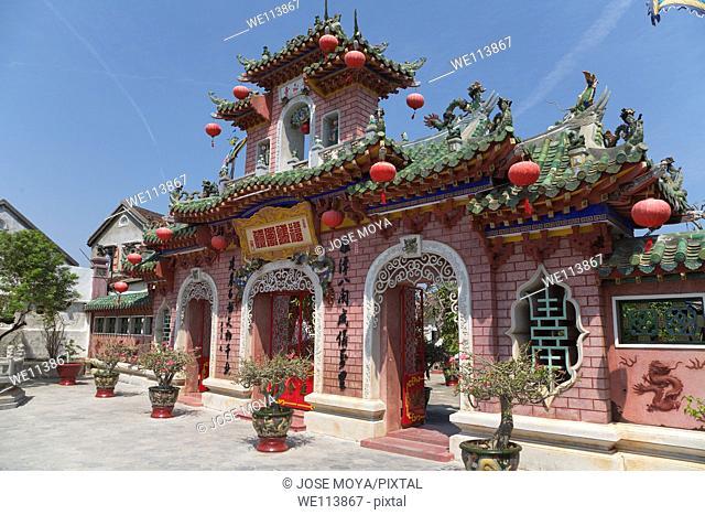 Phuc Kien Assembly Hall, Hoi An, Quang Nam Province, Vietnam