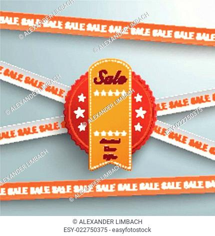 Sale Sticker Lines Ltd Offer PiAd