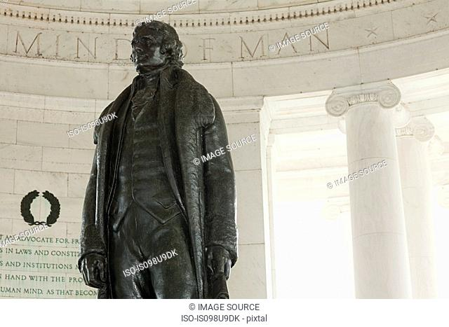 Jefferson memorial, Washington DC, USA