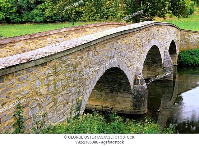 Burnside Bridge, Antietam National Battlefield, Maryland