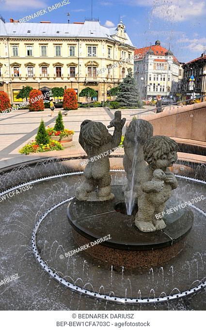 Bielsko-Biala, city in Silesian Voivodeship, Poland