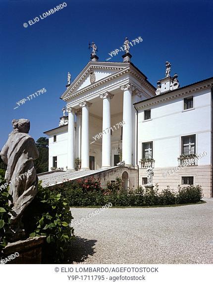 Villa Sandi The Headquarters of the Homonymous Winery  Crocetta del Montello, Treviso, Veneto, Italy