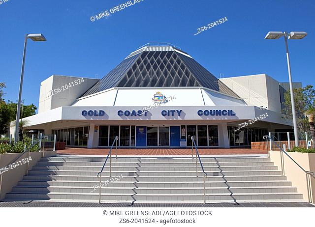 Gold Coast City Council, Bundall, Gold Coast, Queensland, Australia