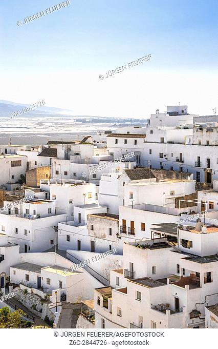 Vejer de la Frontera, White Towns of Andalusia, Pueblos Blancos, province of Cádiz, Spain