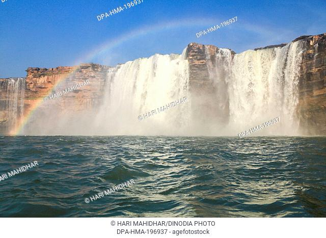 Chitrakot waterfalls, bastar, chhattisgarh, india, asia