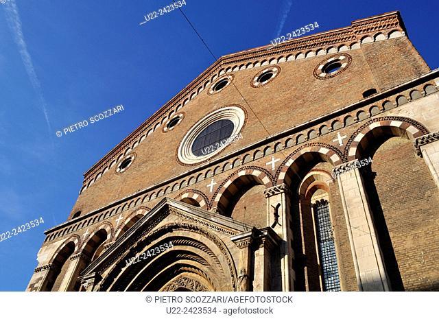 Vicenza, Italy: Chiesa di San Lorenzo